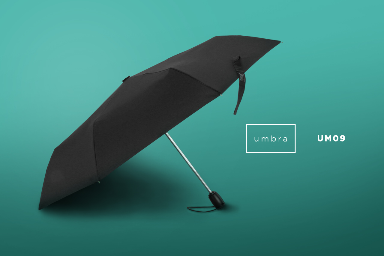 Automatic 21.5'' 3 Fold Umbrella