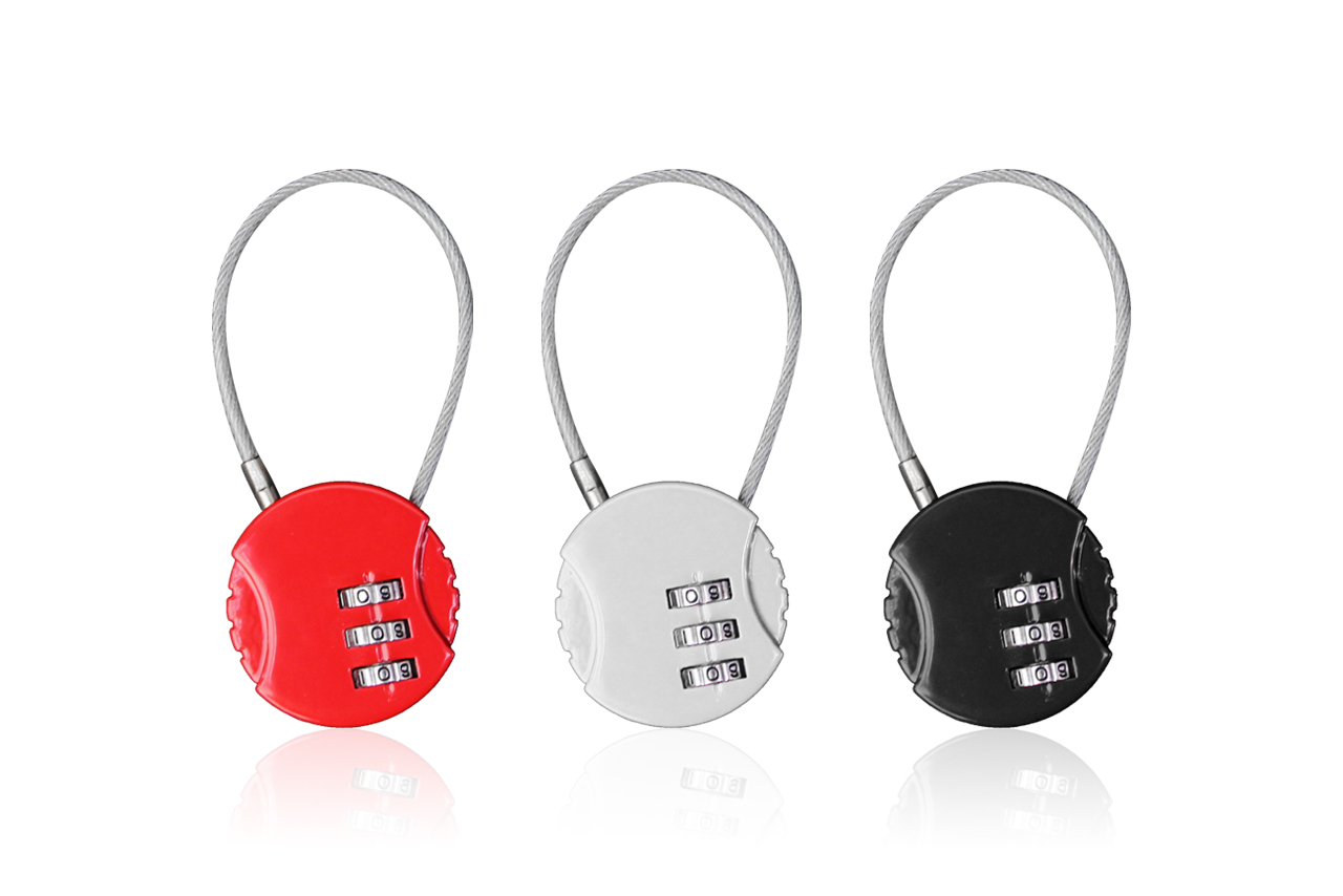 Cable Luggage Lock