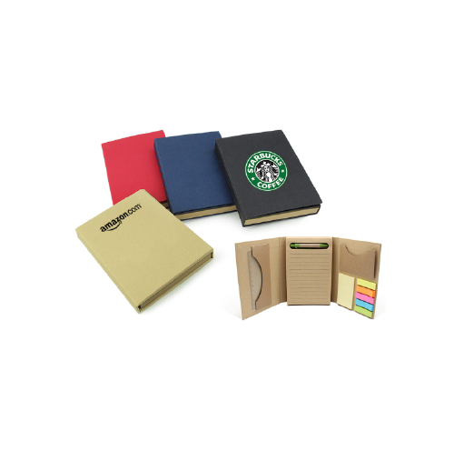 Eco Notepad Set